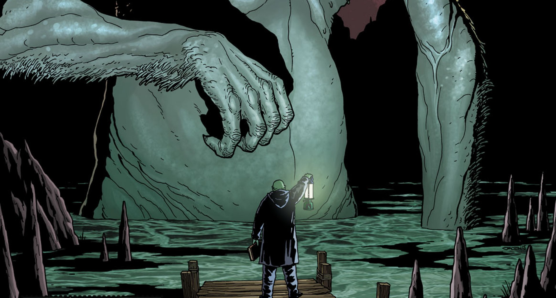 Alan Moore, Providence y H.P. Lovecraft | Noviembre Nocturno 5
