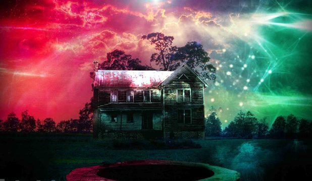 El Color que cayó del cielo Noviembre Nocturno